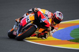 Casey Stoner, Honda, Valencia 2012
