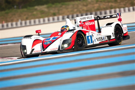 Tom Kimber-Smith, Greaves, Paul Ricard ELMS 2012