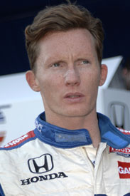 Mike Conway IndyCar