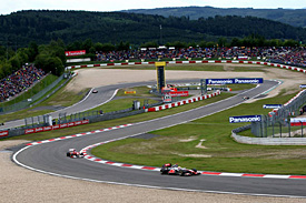 Nurburgring to host 2013 German GP