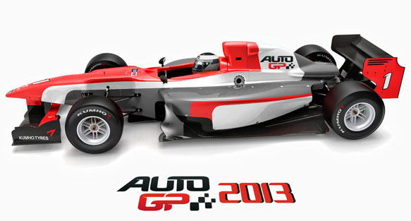 Auto GP 2013 car