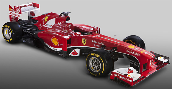 Ferrari F138