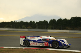 Toyota, Fuji WEC 2012