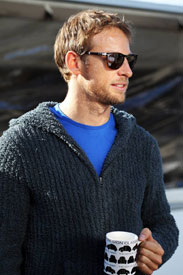 Jenson Button Jerez 2013