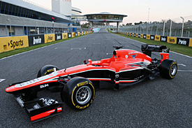 Marussia MR02 a 'massive' step forward