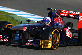 Toro Rosso planning switch to Renault