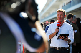 Simon Lazenby, Sky Sports F1