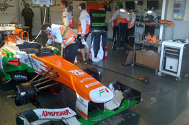 Force India F1 2013