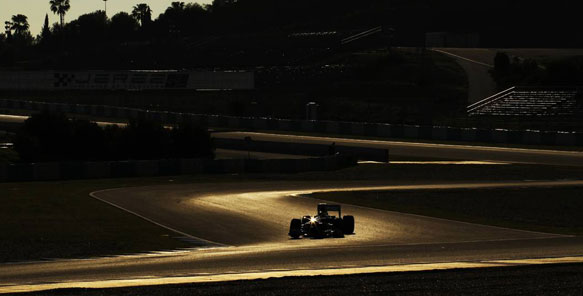 Pastor Maldonado Williams Jerez 2013