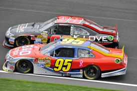 Scott Speed and Michael McDowell