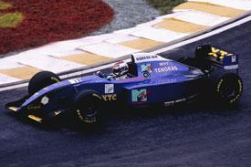 Jos Verstappen 1995