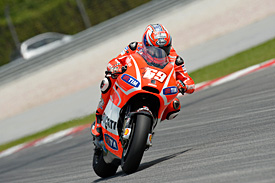 Nicky Hayden, Ducati