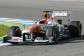 James Rossiter, Force India