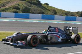 Sauber 2013 F1