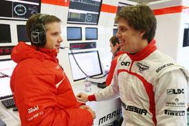 Luiz Razia Marussia F1 2013