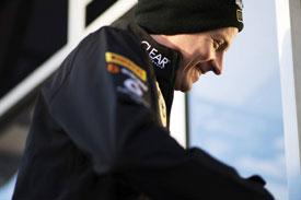 Kimi Raikkonen Lotus F1 2013