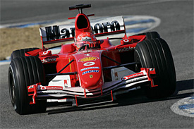 Ferrari F2004