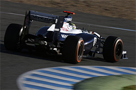 New Williams passes final crash test