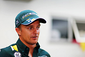 Kovalainen had his chance at McLaren
