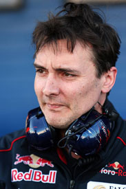 James Key Toro Rosso F1 2013