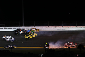 NASCAR Sprint Unlimited crash, Daytona 2013
