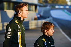 Caterham says new line-up is healthy