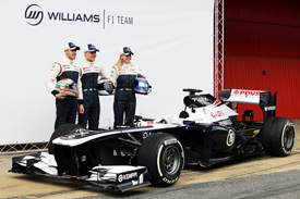 Williams launch