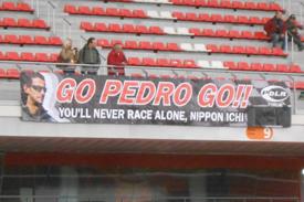 Pedro fans