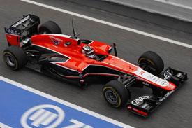 Marussia Max Chilton