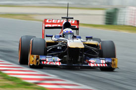 Daniel Ricciardo Toro Rosso 2013
