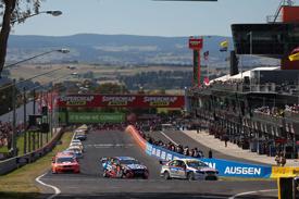 Bathurst 1000 start 2012
