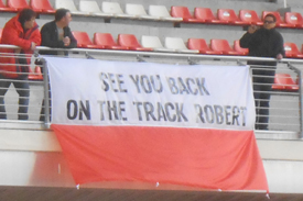 Banner Watch Kubica