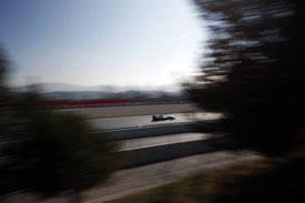 Barcelona F1 Testing 2013