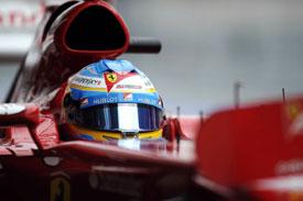 Fernando Alonso Ferrari F1 2013