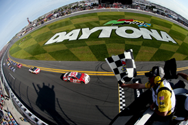 Kevin Harvick 2013 Daytona 500 duel