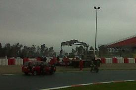 Jean-Eric Vergne Toro Rosso F1 2013