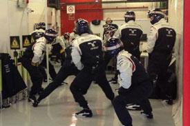 Williams Fw35 Barcelona F1 testing 2013
