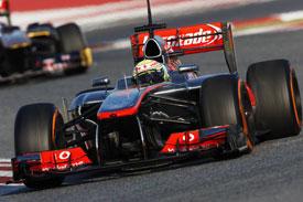 McLaren F1 2013