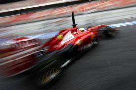 Felipe Massa Ferrari F1 2013 Barcelona