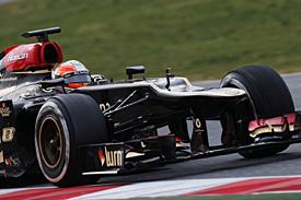 Romain Grosjean, Lotus