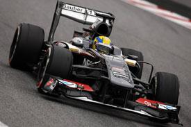 Sauber C32 F1 2013