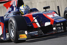 iSport on verge of selling GP2 entry