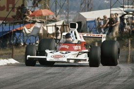Dave Charlton 1974 South African GP
