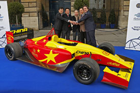 China Racing Formula E