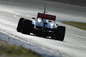 Jenson Button McLaren F1 2013