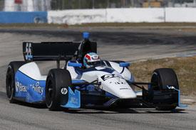 Tristan Vautier IndyCar