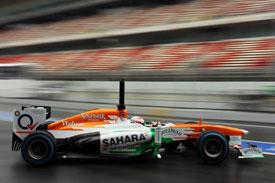 Paul di Resta Force India 2013