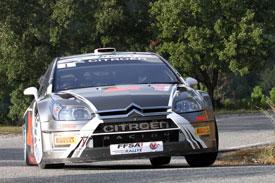 Robert Kubica Citroen WRC2