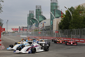 Indy Lights, Toronto 2012