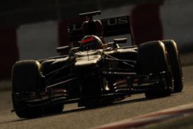 Lotus E21 F1 2013